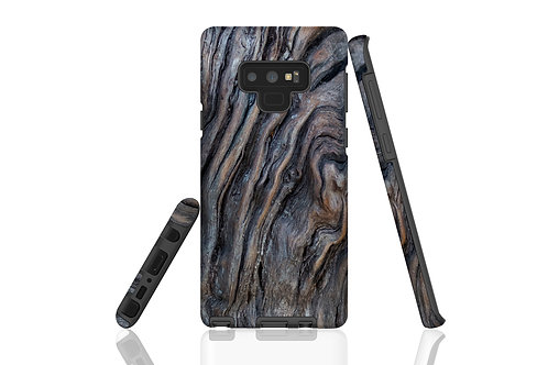 Knotted Wood Samsung Galaxy Case