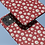 Thumbnail: Daisies on Dark Red iPhone Case