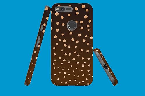 Bonfire Dots Google Pixel Case