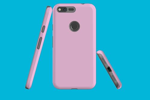 Bubblegum Pink Solid Colour Google Pixel Case