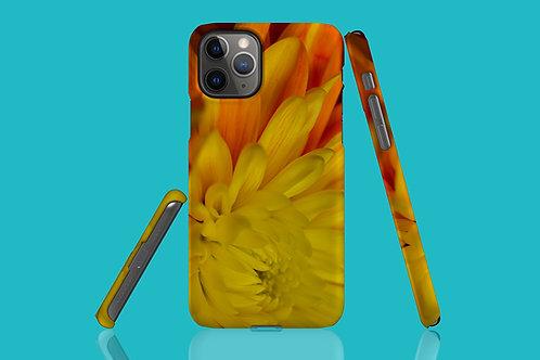 Chrysanthemum Petals iPhone Case 53