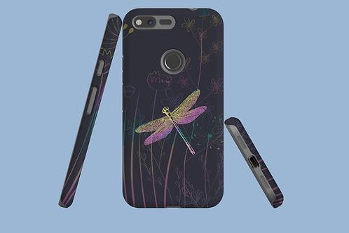 Dragonfly Meadow Google Pixel Case