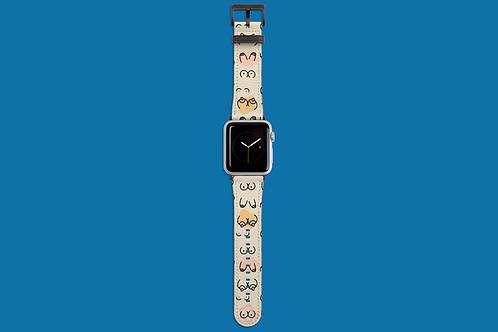 Boobs Apple Watch Strap