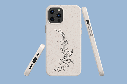 Flower Arc iPhone Bio-Case | Environmentally Friendly iPho