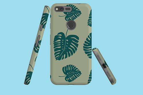 Leaf Green Google Pixel Case