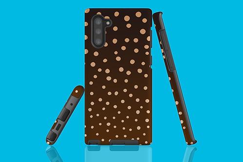 Bonfire Dots Samsung Galaxy Case