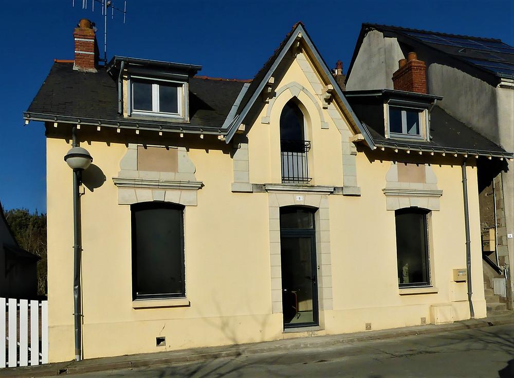 rue de la Ranloue à St Barthélémy à deux pas de la mairie
