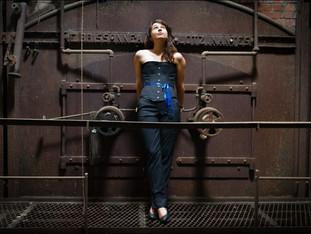 Collection de prêt-à-porter de la Styliste Christelle Pennachio présentée à l'Atelier Anne Zerna
