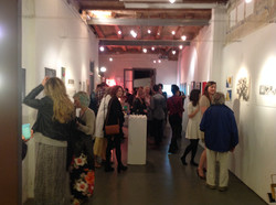 'The Space In-Between' exhibition