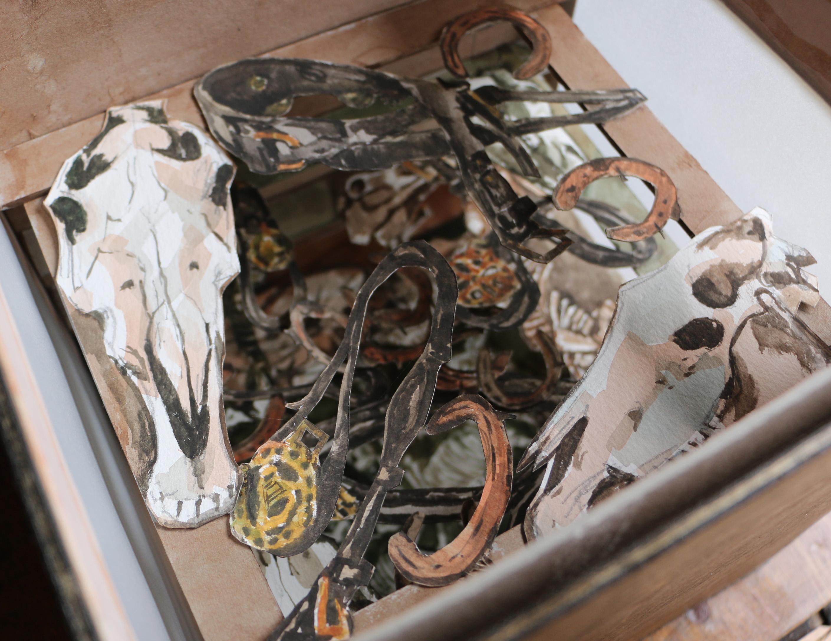 'Horse Burial'