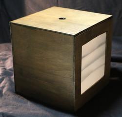 Peep-box