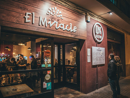 El Miracle, el mejor restaurante sin gluten de España