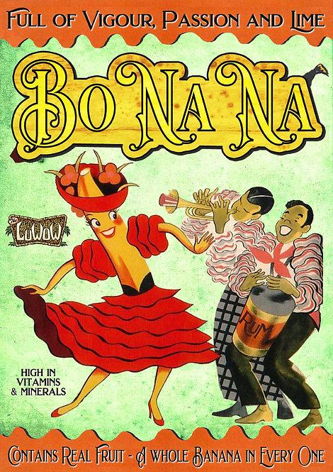 LuWOW Art Print: Bo-Na-Na