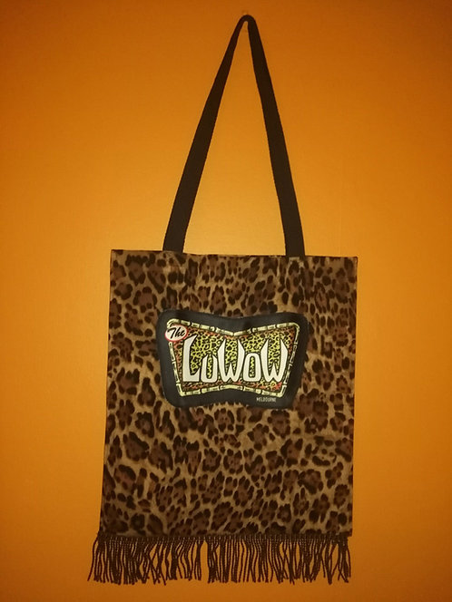 LuWOW Leopard Tote Bag