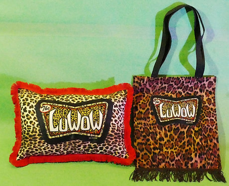 LuWOW Cushion & Bag Combo