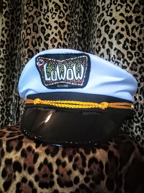 The LuWOW Skipper Hat