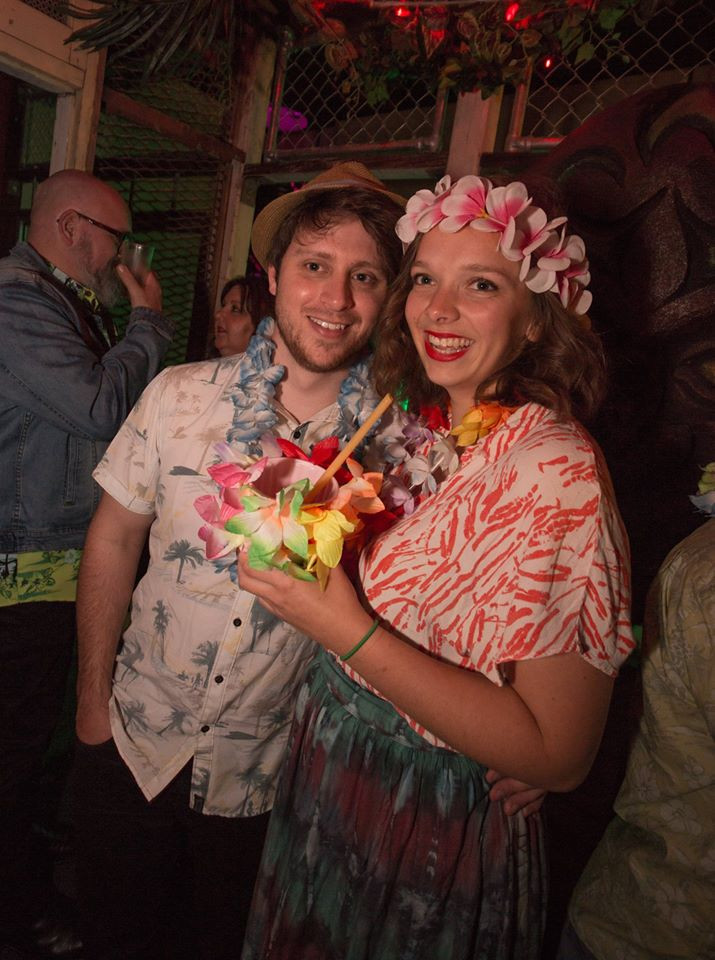 The LuWOW Tiki Jungle Party