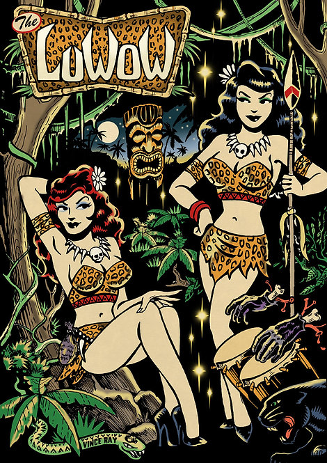 LuWOW Art Print: The LuWOW