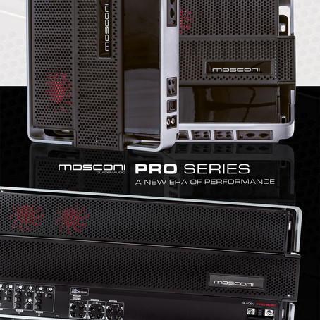 Mosconi PRO Series - A New Era of Performance