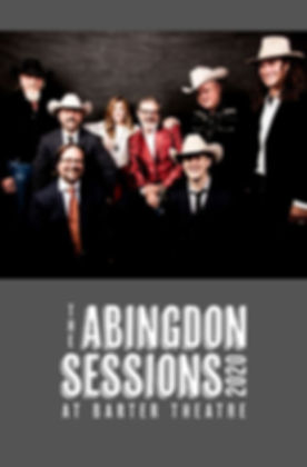 Asleep at The Wheel Sessions Promo cente