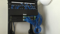 X5 Networks Installs Network System and Cabling for Funeral Home