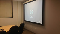X5 Networks Installs Dell Video Projectors and Screens at Ansys Training Facility