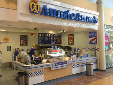 X5 Networks Installs POS Services for Nationwide Pretzel Chain