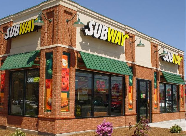 X5 Networks installs Video Surveillance at several Subway Restaurants