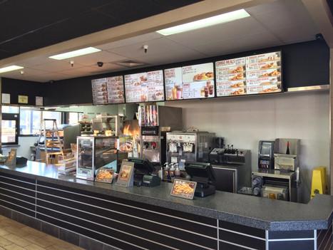 X5 Networks Installs 8 Camera CCTV Video Surveillance system at Burger King