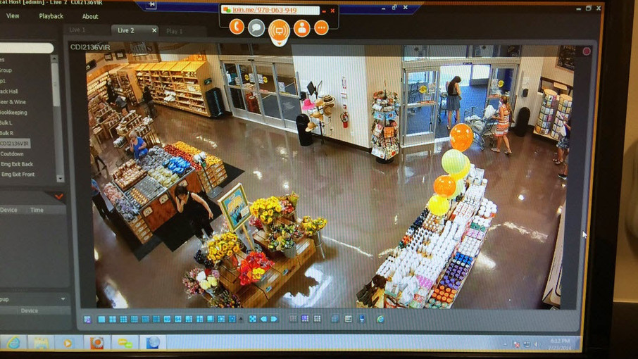 X5 Networks repairs and upgrades Video Surveillance for National Grocery Chain