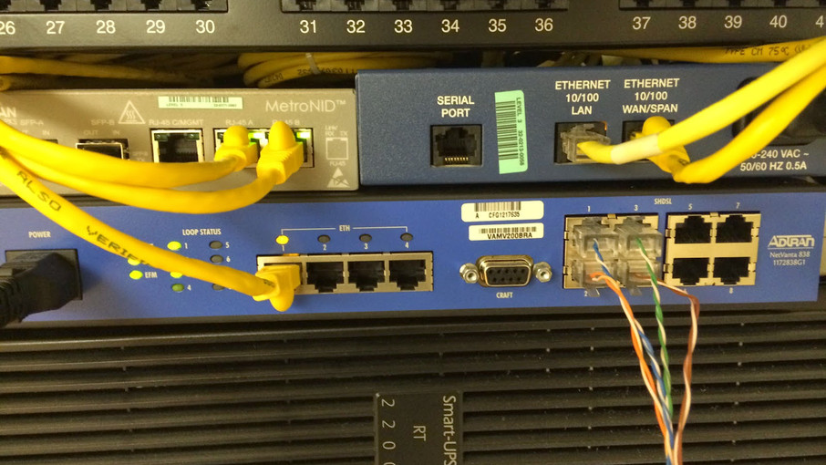 X5 Networks Relocates all Network Data services for Palo Alto engineering office.