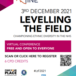 Levelling The Field 2021