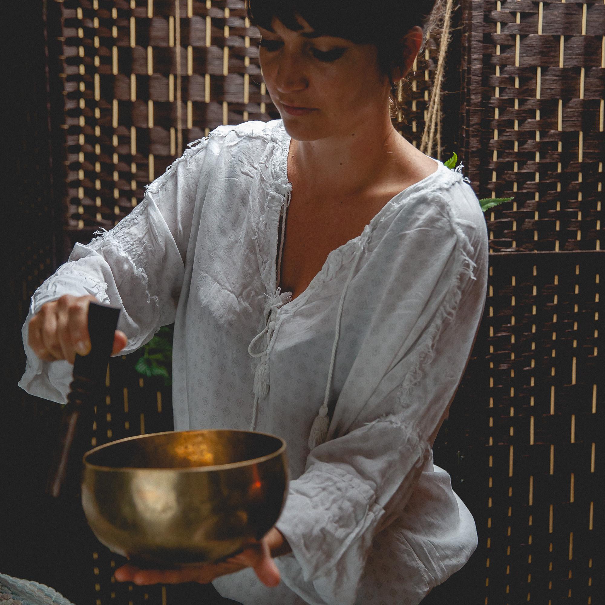 Ayurvedic Sound Massage