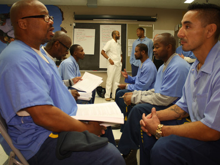 About Our Work in Prisons