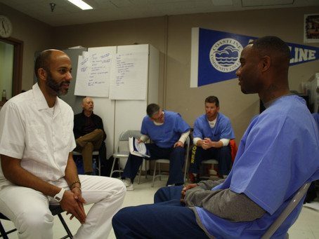 Making Coaching Available to the Seven Billion: Coach Training in CA State Men's Prison in Lancaster
