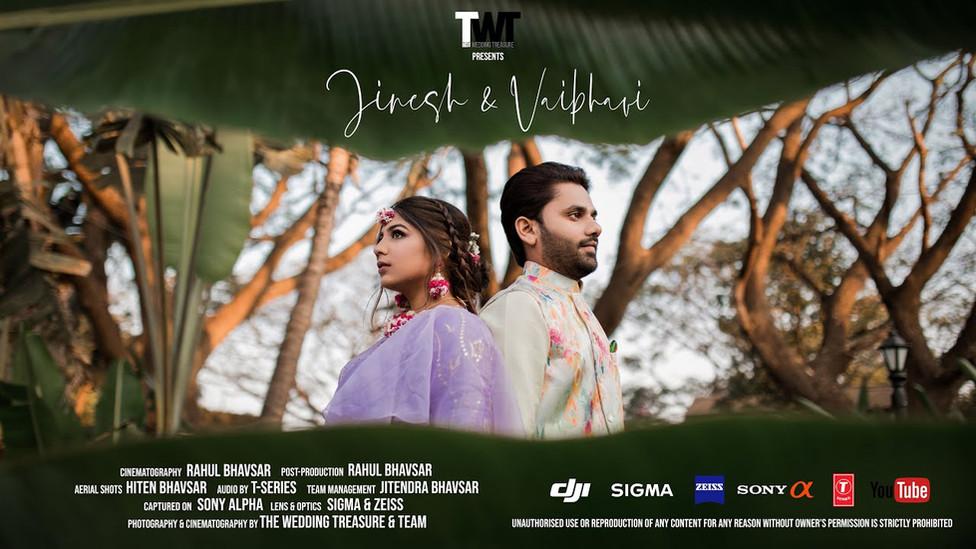 Jinesh & Vaibhavi
