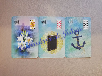 FORMATION PETIT LENORMAND EXPERT