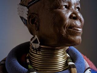 La joyería tribal y étnica (II): La joyería más curiosa de las tribus africanas.