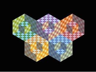 Mi Inspiración: Colección Pasión por el Cubo (II).