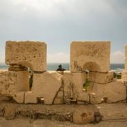 Byblus Rocks, Lebanon.