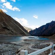 Karakoram Highway Stop