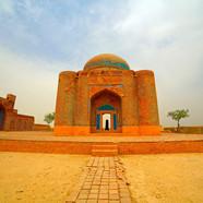 Makli Tomb, Sindh, Pakistan.