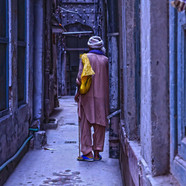 The Singing Wanderer, Walled City, Lahore.