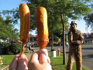 Faribault woman runs Pronto Pups stand as cherished memory with late husband