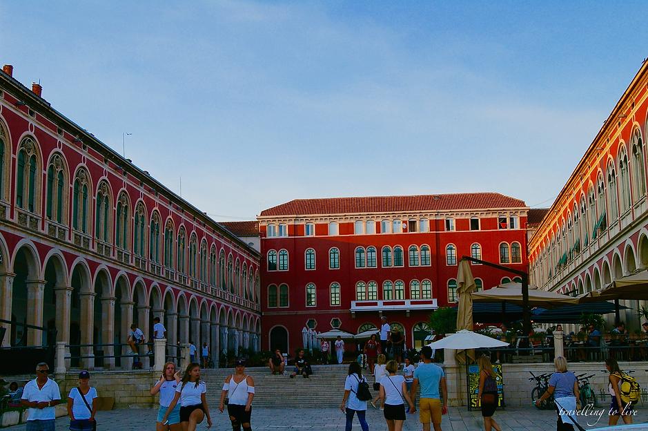 Qué ver y hacer en Split en 1 día