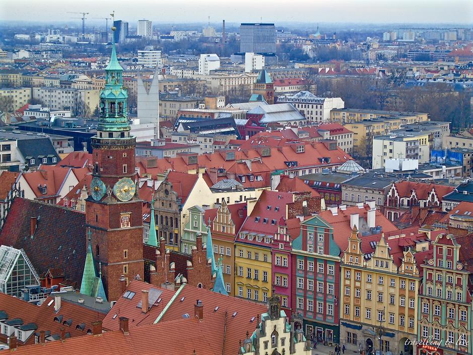 Qué ver y hacer en Wroclaw en 1 día