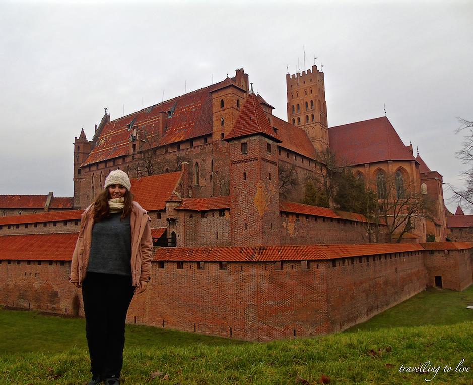 Castillo de Malbork, un imprescindible en Polonia