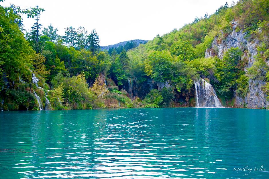 Visita al Parque Nacional Plitvice Lakes