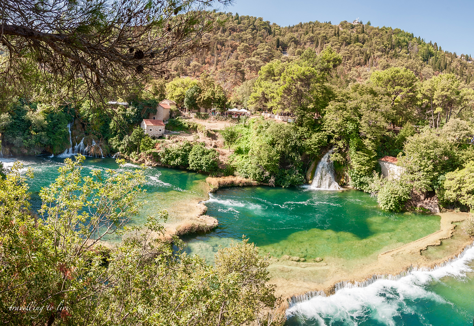Visita al Parque Natural Krka