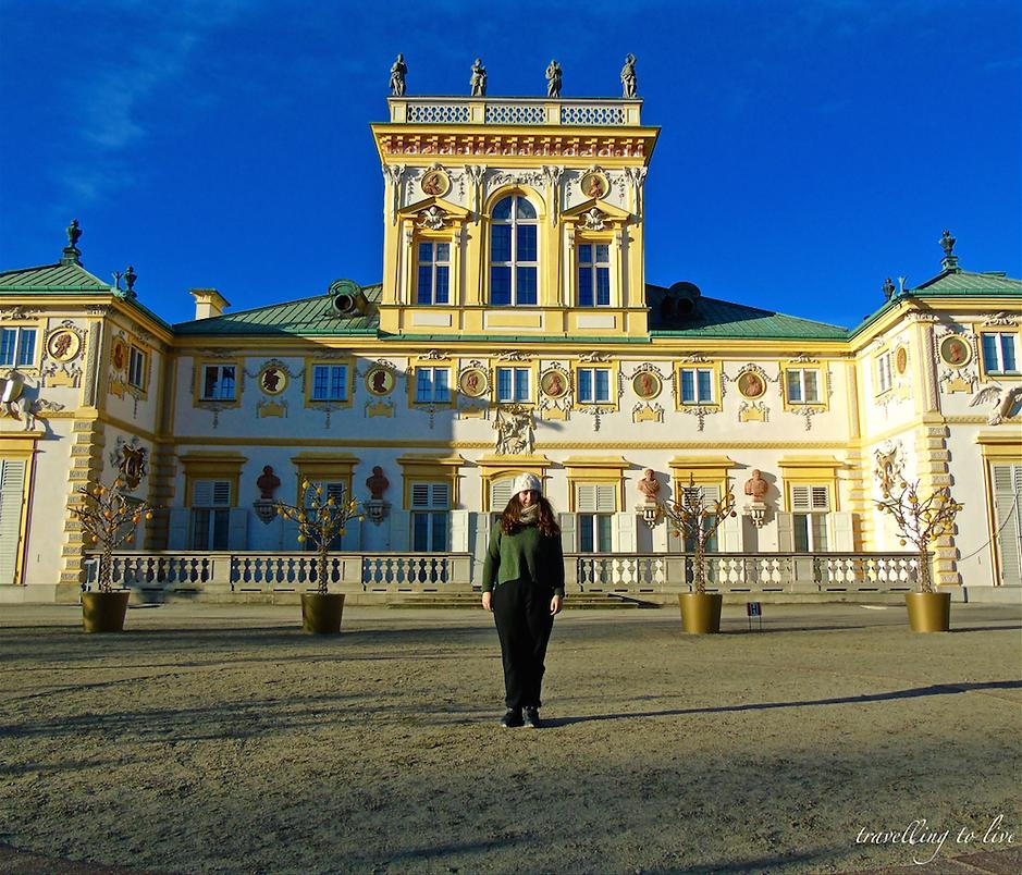 Sitios menos conocidos de Varsovia